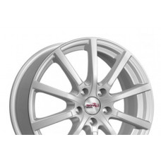 Автодиск iFree Big Byz 7x17/5x100 d57.1 ET40 Серебристый
