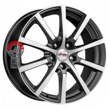 Автодиск iFree Big Byz 7x17/5x112 d66.6 ET35 Блэк Джек