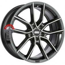 Автодиск BBS XA 8.5x19/5x112 d82 ET46 Black + Diamond Cut