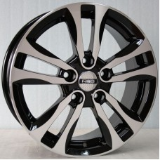 Диск NEO мод. 658 6.5x16 ch 67.1 PCD 5x114.3 ET 45 BD