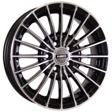 Диск NEO мод. 537 6x15 ch 54.1 PCD 4x100 ET 40 BD